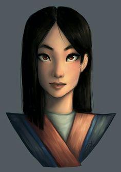 Mulan by MaryCarSam.deviantart.com on @DeviantArt
