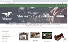 Learn how to design your own tack trunk with your colors and logo or monogram Can Design, Design Your Own, Bit Box, Tack Box, Tack Trunk, Horse Rearing, Boxing Online, Barn Signs, Horse Names