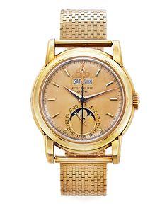 The 5 Top Patek Philippe Watches in Antiquorum's June Watch Auction: Patek Philippe Ref. 2438 (Lot 530)