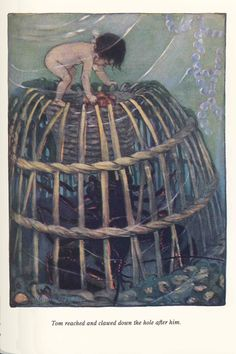 The Water Babies illustrated by Jessie Willcox Smith