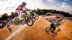 The BMX Supercross Evolution - Red Bull R.Evolution 2013