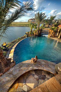 Stone Mason | Pools -Luxury Pools, Garden Pools, Custom Pools, Luxury Backyards
