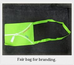 It is our fair bag,with our two trademarks on. For giving away once customers passing by. MOQ:500pcs.