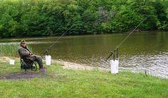 5 Gallon Bucket Fishing Rod Holder | Five Gallon Ideas