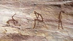 Newly Discovered Cave Paintings Suggest Early Man Was Battling A Lot Of Inner Demons - The Onion - America's Finest News Source