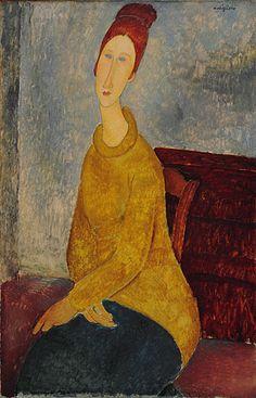 Amedeo Modigliani, 00002447-Z