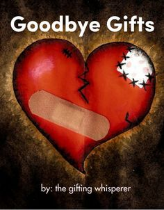 @Gift_Whisperer Goodbye Gifts - Pinned from @Glossi, a free digital magazine creation platform