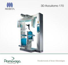 3D Accuitomo 170 Marca; Morita