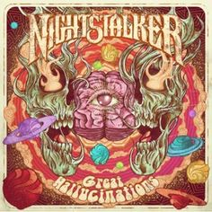 Sweet Knife by Nightstalker Stoner Rock, The Band Songs, Buy Vinyl, Sound Studio, Heavy Rock, Music Pics, Cd Album, Concert Posters, Apple Music