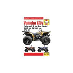 Haynes Yamaha ATVs Timberwolf, Bruin, Be ( Haynes Service & Repair Manuals) (Reprint) (Paperback)