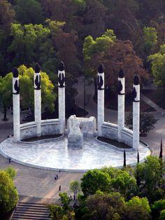 El monumento a los ninos heroes mexico city #mexico  df   chilango   pachucochilango.com