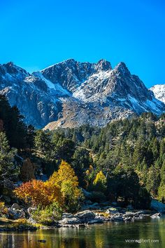 CATALONIA Pyreness, Parc Nacional d'Aigüestortes i Estany de Sant Maurici #PYRENEES #CATALONIA #SANTMAURICI #BARCELONA
