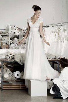 ANGEL cymbeline robe de mariee
