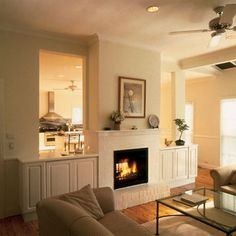 7 Endless Cool Tips: Small Living Room Remodel Kitchen Makeovers living room remodel on a budget gray walls.Living Room Remodel With Fireplace Floor Plans small living room remodel before and after.Living Room Remodel With Fireplace Cabinets. Fireplace Hearth, Fireplace Design, Fireplace Ideas, Corner Fireplaces, Craftsman Fireplace, Cottage Fireplace, Fireplace Modern, Simple Fireplace, Fireplace Kitchen