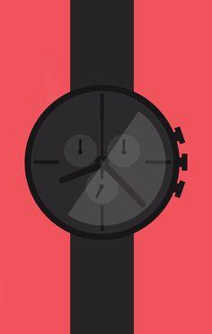 Baller Timepiece - Jake Brandford