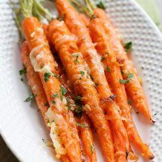 Shrimp Boil (with Cajun Butter!) - The BEST Recipe - Rasa Malaysia Best Carrot Recipe, Carrot Recipes, Healthy Recipes, Veggie Recipes, Delicious Recipes, Spam Recipes, Homemade Recipe, Easter Recipes, Healthy Meals