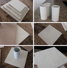 Cake stand - glue PVC cut at Lowes. MLK
