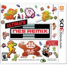 Ultimate NES Remix for Nintendo 3DS : Target