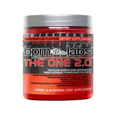 One of the best selling pre-workouts on the market, BPM Labs' The One is your go-to supplement for optimal muscle gain and enhanced mental focus. Pre Workout Supplement, Best Supplements, Pumping, Labs, The One, Muscles, Watermelon, Herbalism, Nutrition