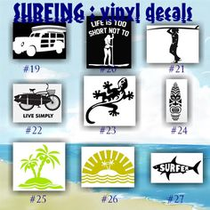 CHEERLEADING Vinyl Decals Personalizable Vinyl Sticker - Team window decals personalized