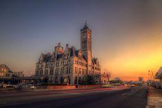 Union Station Hotel Nashville, Tennessee