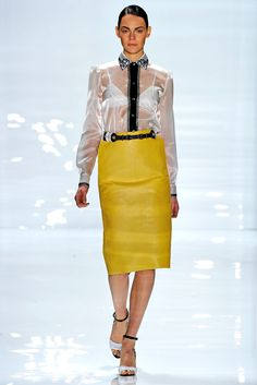 Derek Lam Spring 2012 Ready-to-Wear - Collection - Gallery - Style.com