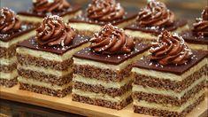 Dessert Party, My Dessert, Köstliche Desserts, Delicious Desserts, Dessert Recipes, Easy Cake Recipes, Gourmet Recipes, Russian Desserts, Tasty Chocolate Cake