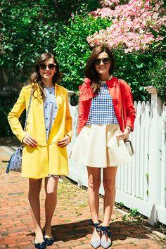 Classy Girls Wear Pearls: East Side in Bloom