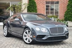 2016 Bentley Continental GT V8 2dr Coupe Beverly Hills CA
