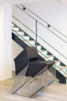 ALINE chair | Design: Andreas Störiko I By Wilkhahn | #aline I #london
