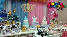 - Victoria Decoração Infantil -: Princesa e príncipe