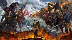 Shay's saga. This is amazing. Shay Cormac. Assassin's Creed Rogue.