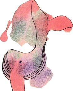 #whales #aquarel #illustration #splash