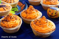 Halloween cupcakes www.desertodianetz.blogspot.com
