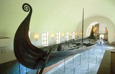 Viking Ship Museum in Roskilde, Denmark Viking Ship, Viking Age, Viking People, Viking Museum, Places Ive Been, Places To Go, Beautiful Norway, Denmark Travel, Copenhagen Denmark