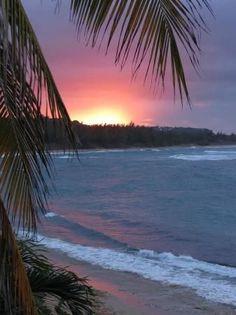 Isabela, Puerto Rico: Island Sunset
