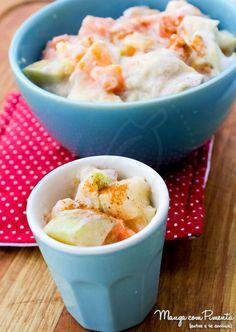 Receita de Salada de Frutas com Iogurte - Receitinhas de Verão e do Bem