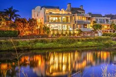 Ice Cube Purchases Lavish Home From Jean-Claude Van Damme Celebrity Mansions, Celebrity Houses, Ice Cube House, Claude Van Damme, Million Dollar Homes, Modern Mansion, Mansions For Sale, Waterfront Homes, Luxury Real Estate