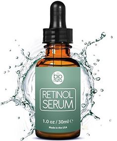 Against wrinkles: these are the 5 most popular anti-aging products .- Bionura Retinol Vitamin C & Hyaluronic Acid Anti Aging Firming Serum - Anti Aging Facial, Anti Aging Tips, Anti Aging Serum, Anti Aging Skin Care, Eye Serum, Facial Serum, Dermaroller, Creme Anti Age, Retinol Cream