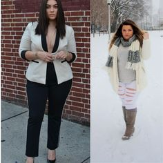 Plus size womens outfits