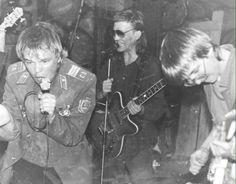 Хулиганы-80. Молодёжная субкультура 80-х. группа Дети Обруга (Томск), 1989