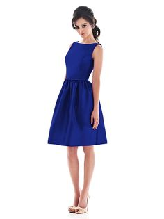 Alfred Sung Style D488 http://www.dessy.com/dresses/bridesmaid/d488/#.Usstg8uA2M8