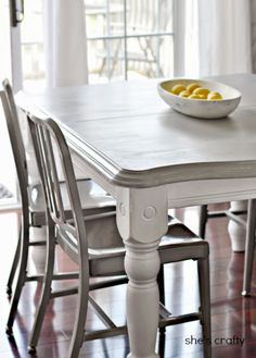 Round-Up Monday–10 Grey Furniture Projects | Fun Home Things