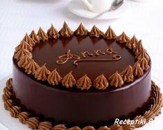 Шоколадный торт «Анна»