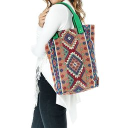 SOUTHERN GIRL FASHION $75 Embroidered Patchwork Bag Bohemian Shoulder Tote NWT #Boutique #SummerBeachBag