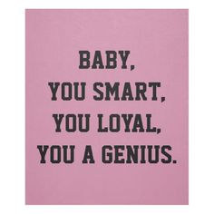 BABY, YOU SMART, YOU LOYAL, YOU A GENIUS FLEECE BLANKET. . DJ KHALED. SNAPCHAT