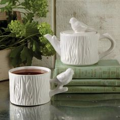 $26.00 ceramic tea for one set