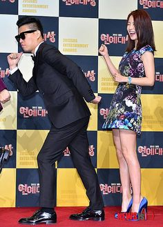 SBS Awards MONDAY COUPLE♥ Credit: as tagged Embedded image permalink