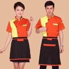 fast food restaurant uniform - Google Search