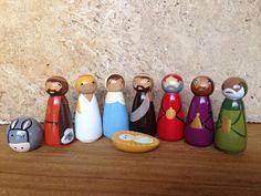 Mini Nativity